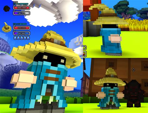 Lego Minecraft Cube World 2 models cube world mods