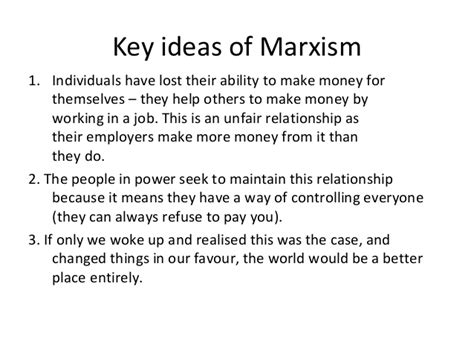 Marxist Criticism Essay by Marxist Criticism Essay