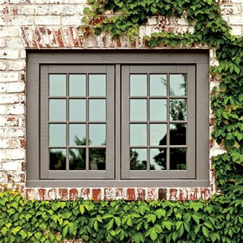 country style windows 238 best images about colors that go with red brick on
