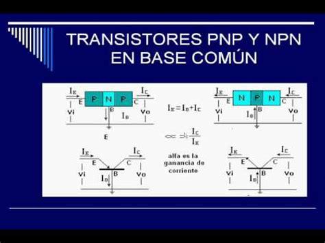 transistor bipolar en base comun transistor bipolar configuracion base comun 28 images problemas transistor la enciclopedia