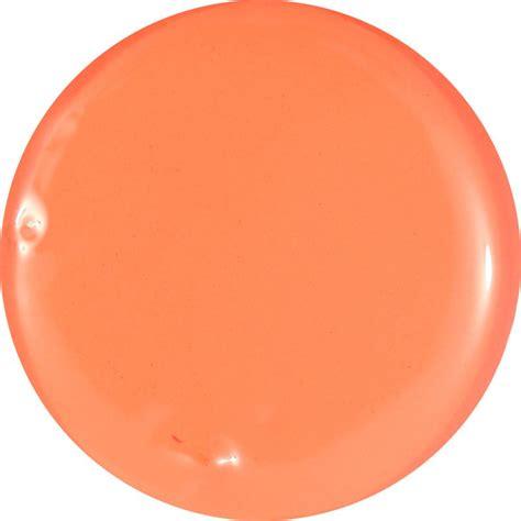 what color is papaya neon pastel color gel papaya