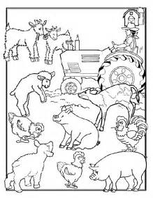 farmer coloring pages farm coloring pages coloringpages1001