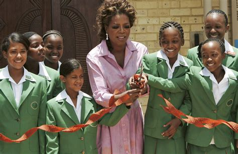 oprah winfrey good deeds a lesson for oprah in south africa no good deed goes
