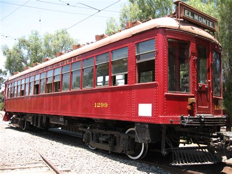 The Electric Railway pacific electric railway wikiwand
