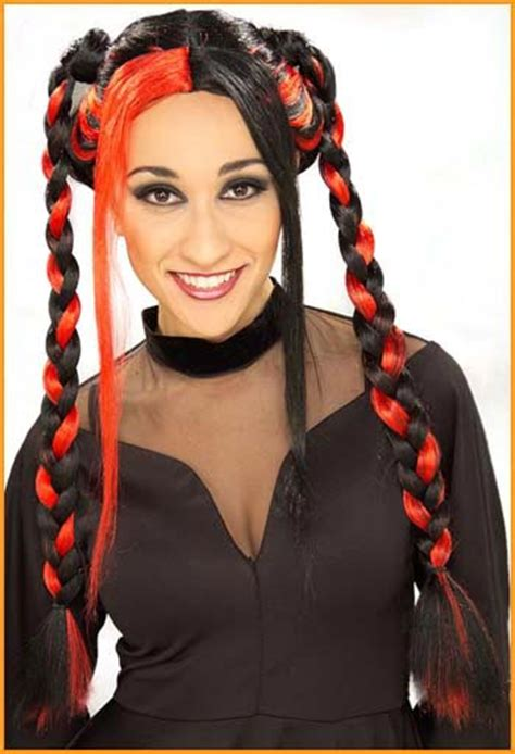 halloween haircut designs photos gallery for fun halloween haircut hairstyle ideas