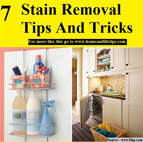 home tips and tricks 7 stain removal tips and tricks home and life tips
