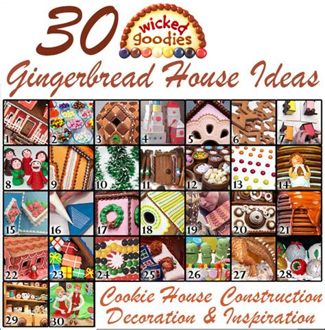 designs for gingerbread houses 30 gingerbread house ideas