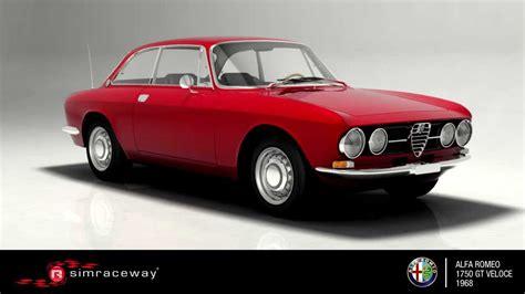 1968 Alfa Romeo by 1968 Alfa Romeo 1750 Gt Veloce Available On Simraceway