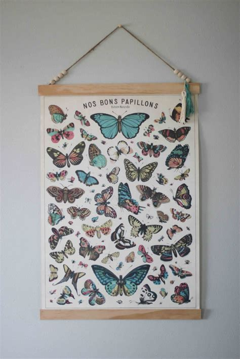 hang posters without frames create your own poster frame to hang large prints diy