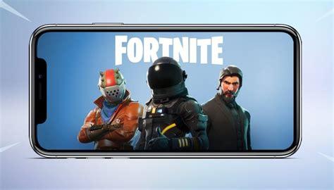 fortnite battle royale mobile fortnite battle royale mobile reveal trailer gaming central