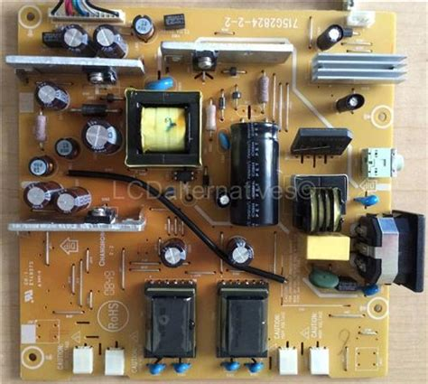 replace capacitor viewsonic monitor viewsonic vx2262wm lcd monitor replacement capacitors board not included lcdalternatives
