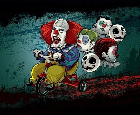 184 best images about send in the clowns on