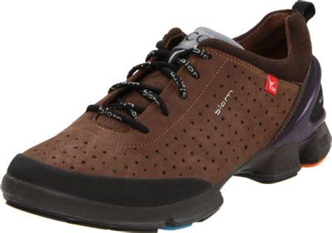 ecco ecco womens biom walk 11 walking shoe in brown
