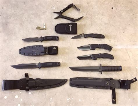 knives used by navy seals gear guide knives tactical multi tool folding and