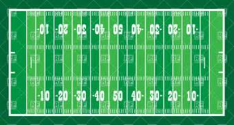 american football field layout 20949 sport and leisure