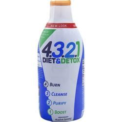 All Liquid Detox by Health From The Sun 4321 Diet Detox Liquid On Sale At