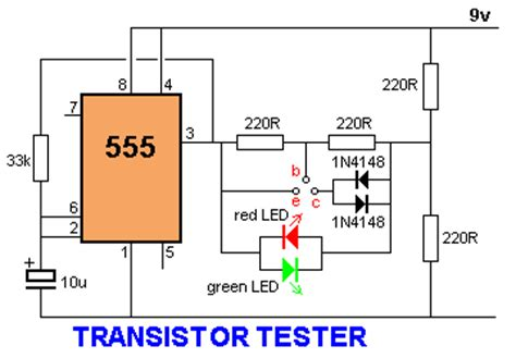 transistors fundamentals for the integrated circuit engineer pdf world technical transistor tester circuit