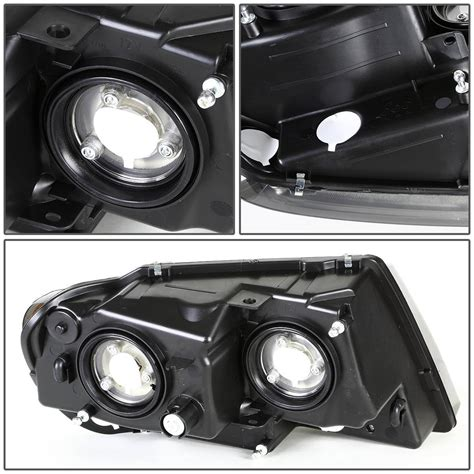 99 Jeep Grand Headlights 99 04 Jeep Grand Replacement Headlights