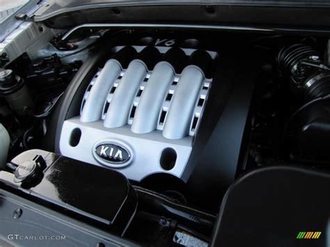 2005 Kia Sportage Engine 2005 Kia Sportage Lx 4wd 2 7 Liter Dohc 24 Valve V6 Engine