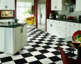 Black And White Kitchen Floor Ideas black and white vinyl flooring kitchen ideas flooring