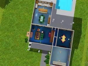 Quick Floor Plan loko146 s american dad house