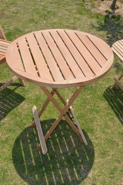 mesas de terraza y jardin mesa plegable de madera para jard 237 n y o terraza konetl