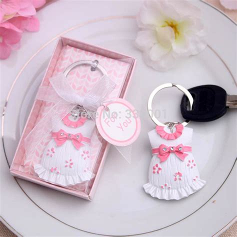 Birthday Giveaways For Baby Boy - baby shower gift baby boy baby girl keychain birthday party gift and giveaways baptism