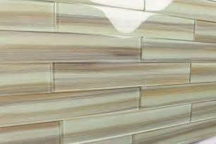Glass Subway Tile Backsplash Kitchen Taupe 2x12 Painted Subway Glass Tile Kitchen For