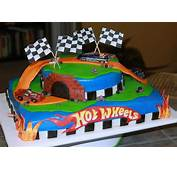 Hot Wheels Birthday Cake  CakeCentralcom