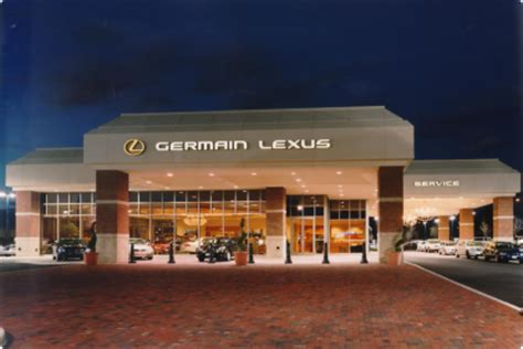 germain lexus dublin germain of columbus quality trustworthy auto dealerships
