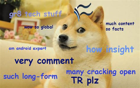 Create Your Own Doge Meme - such tech much doge 15 of our own it inspired memes