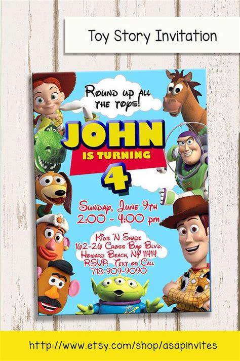 invitaciones de toy story jessie invitan invitaci 243 n de toy story toy story toy story fiesta