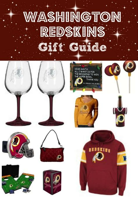 washington redskins gift guide desert chica