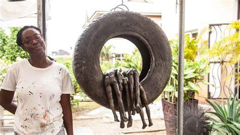 biography of nigerian artist peju alatise the nigerian artist transcending barriers