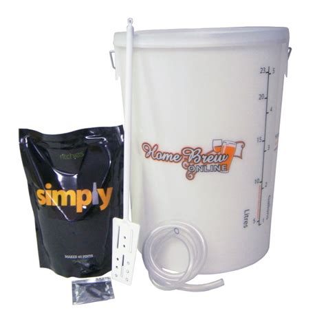 home brew home brew introductory starter kit