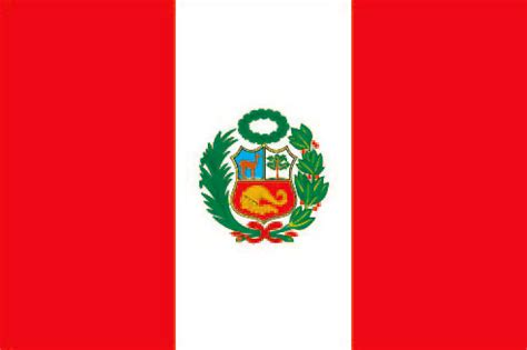 animated peru flags peruvian clipart
