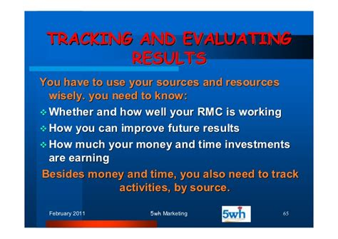 Rmc Mba Cost by The 5wh Of Referral Marketing1