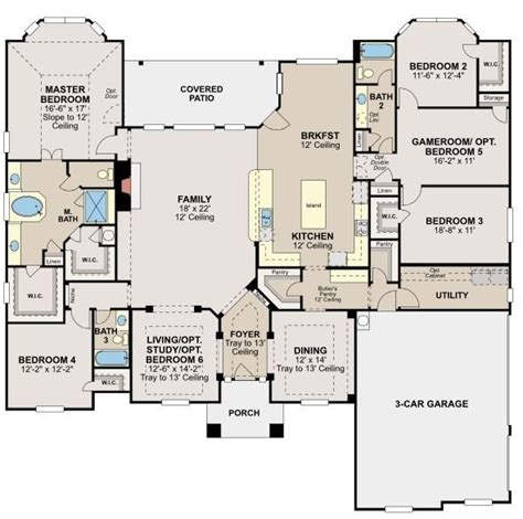 ryland homes floor plans beautiful ryland homes floor