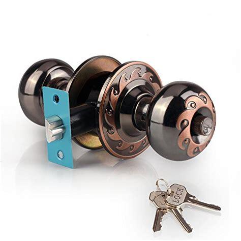 Interior Door Knobs With Key Lock Ivoku Ivoku Privacy Interior Doorknob With 3 Key And Deadbolt Vintage Keyed Entry Door