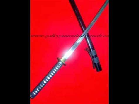 Oficial Pedang Samurai Katana pedang katana samurai putus paku asli jepang