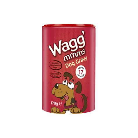 gravy for dogs wagg gravy