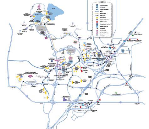 Vacation Home Kissimmee Fl - disney world map bferryhomes com and 1031orlando com