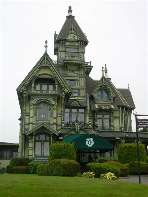 the lure of victorian architecture downtown avenue n2traveling fortuna ca july 27 31 2010
