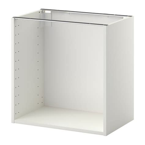 schrank 60x60x60 metod base cabinet frame white 60x37x60 cm ikea