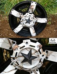 Truck Wheels Snow Realtree Snow Camo On On Rockstar Ii S Realtreecamo