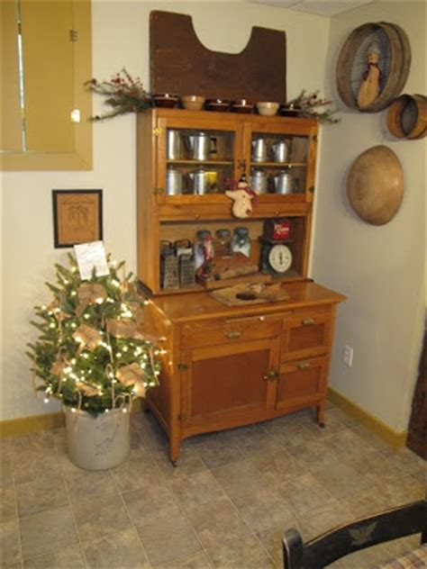 old white hoosier with yellow ware bowls bitchin in 1134 best ideas about hoosier cabinets on pinterest
