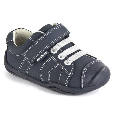 pediped baby shoes grip n go jake navy pediped footwear comfortable
