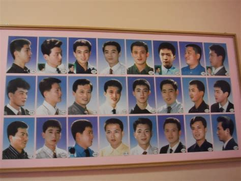 haircut north korean great buddies