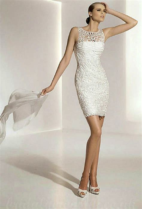 White Casual Wedding Dresses by Casual White Wedding Dresses Wedding Dress Buying