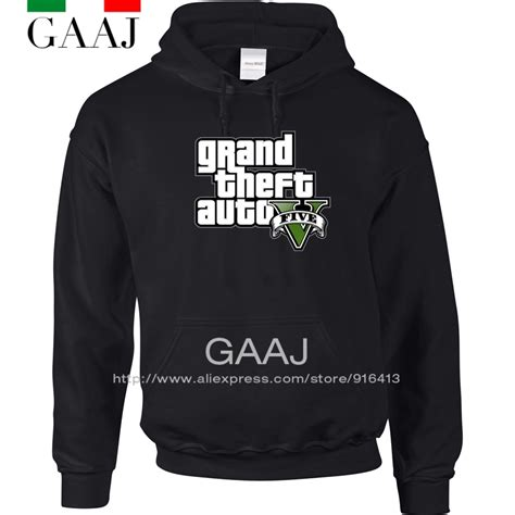 Hoodie Zipper Anak Gta V Clothing popular gta hoodie buy cheap gta hoodie lots from china